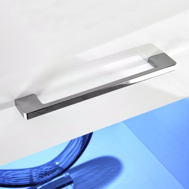 TOP ACTIE Modern hoogglans wit dressoir met LED verlichting NIEUW   Kasten en Dressoirs