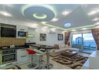 Buitenland Alanya-Mahmutlar,ruime luxe appartementen op 100 m van zee