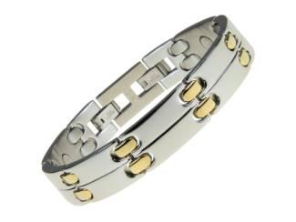 Armband met magneten voor een gezonder leven