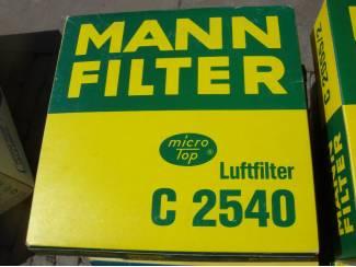 Luchtfilters Mann europees/japans jaren '60-'70-'80