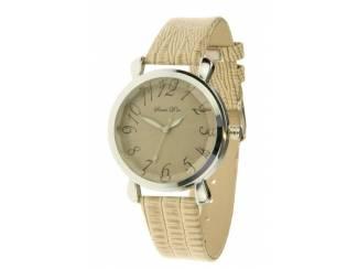 "Souris D'or ""Taipan silver"" horloge"