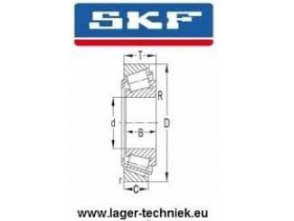 SKF 32004-X/Q Kegellager ?9,73 netto ex.