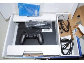 Sony Playstation 4 500GB Joystick + 5 gratis spellen