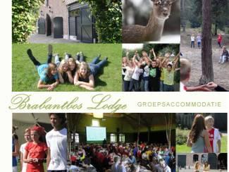 groepsaccommodatie tot 250 personen in Brabant, de Kempen,