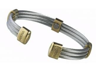 Pijn vermoeid magneet armband helpt