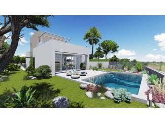 Luxe villa's met mooi zeezicht Campoamor Orihuela Costa