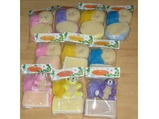 BADSET Diverse kleuren assortiment 11 stuks