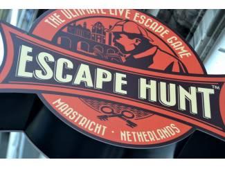 6 Escape Rooms bij The Escape Hunt Experience Maastricht