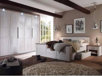 ACTIE Complete robuuste slaapkamer Toulouse NU 1199,- NIEUW
