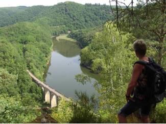 Wandelen in de Auvergne, Frankrijk