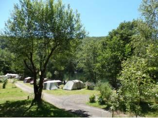 Campings en Pensions Rustig kamperen aan een groot meer, Zuid-Frankrijk
