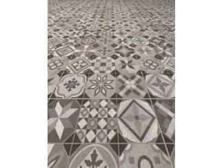 Slijtvaste Vlekvrije Portugese Keramische Tegels Vives grijs
