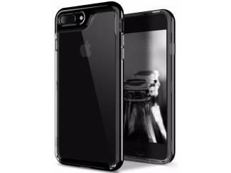 Caseology® Skyfall iPhone 7 / 7 Plus Transparante Case + Folie