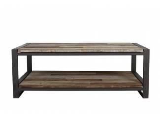 Salontafel 120x80x45 cm  hout