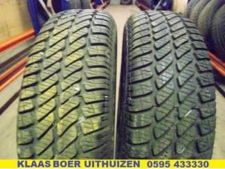 2x Sava 175/70R13 all season 4 mm profiel
