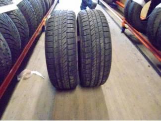 2x Bridgestone 185/65R14 5 mm profiel