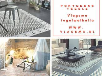 Portugese Wand-& Vloertegels, Bestel Direct Online