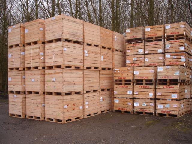 kuubskisten palletboxen voorraadbakken kisten opslagkist verzend