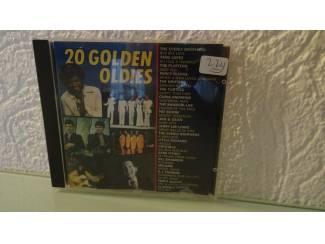 20 Golden Oldies, Nr 224 geen verzendkosten