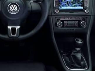 Volkswagen onderdelen Volkswagen Golf 7 - Echt leder Pookhoes