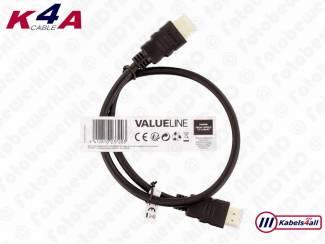 Kabels HDMI Kabels HighSpeed - leverbaar vanaf 0.50 meter t/m 40.0 meter