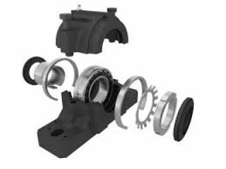 Timken schroefaslager blok / stuwdruklager blok asmaat 20/65