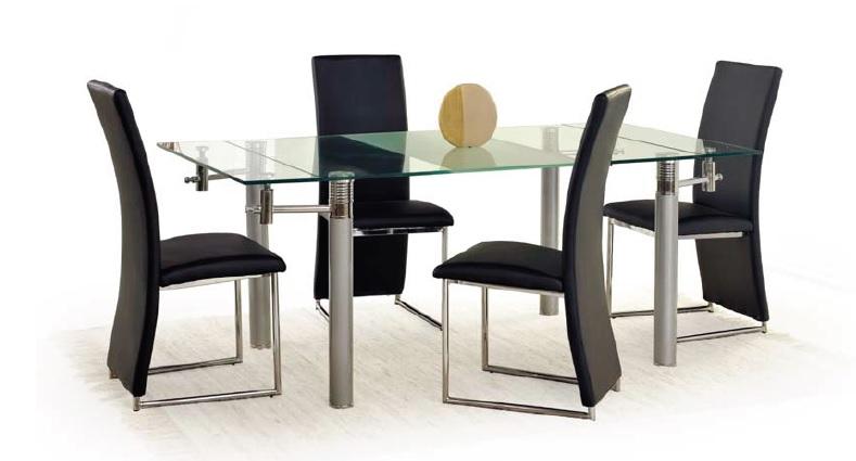 Aanbieding moderne zwarte design eetkamerstoelen nieuw : stoelen en