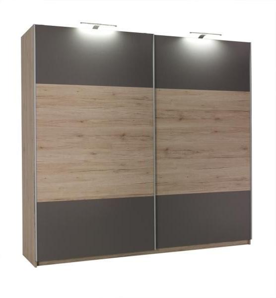 Aanbieding moderne kledingkast met led verlichting nieuw kasten en dressoirs - Moderne kledingkast ...