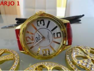 Horloge spinner 3 banden Nr 52-GEEN VERZENDKOSTEN.