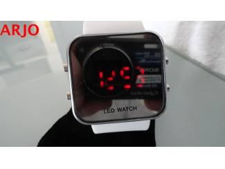 LED Digital Horloge, nr 1083-GEEN VERZENDKOSTEN