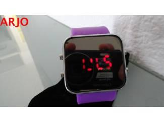 LED Digital Horloge, nr 1082-GEEN VERZENDKOSTEN.