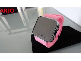 Horloges | Dames LED Digital Horloge, nr 1011-GEEN VERZENDKOSTEN.