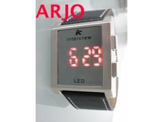LED Digital Horloge, nr 1001 -GEEN VERZENDKOSTEN.