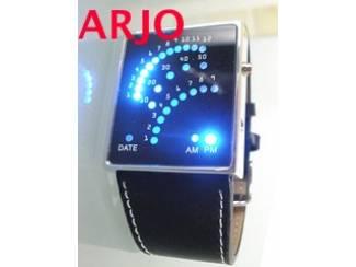 LED Digital Horloge, nr 1005-GEEN VERZENDKOSTEN.
