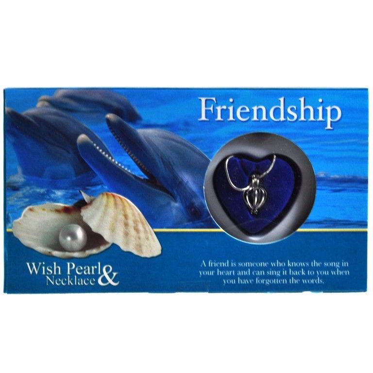 UNIEK GIFT LOVE PEARL FRIENDSHIP