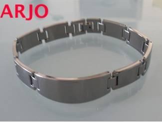 Stainless-steel armband Nr 26 - GEEN VERZENDKOSTEN