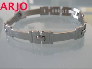 Leuke Edel metalen armband nr 7-GEEN VERZENDKOSTEN.