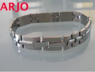 Edel metalen armband nr 16-GEEN VERZENDKOSTEN.