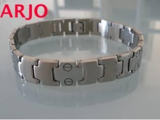 Edel metalen armband nr 21 -GEEN VERZENDKOSTEN.