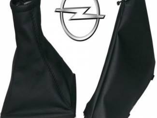 Opel Zafira A - Echt leder pookhoes en handremhoes