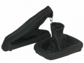 Opel Vectra C - Echt leder pookhoes en handremhoes