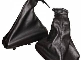 Opel Tigra Twin Top Echt leder pookhoes en handremhoes
