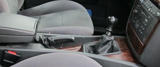 Opel Omega B  - Echt leder Pookhoes