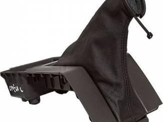 Opel onderdelen Opel Omega A   - Echt leder handremhoes