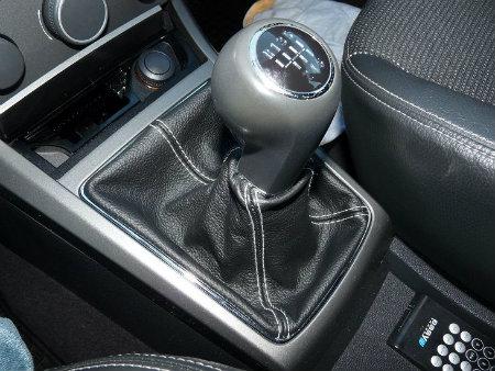 Opel Astra H - Echt leder Pookhoes