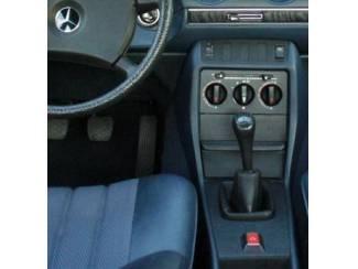 Mercedes W123 - Echt leder pookhoes