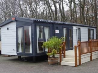 Stacaravan Nordhorn Lark Leisure wintervast caravan KORTINGEN!!!