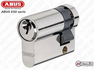 ABUS Halve Cilindersloten 10-30mm ook verkrijgbaar in 10-35mm