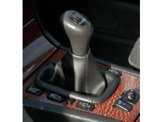 Mercedes E-kl. W210 - Echt leder pookhoes