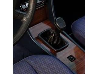 Mercedes E-kl. W124 - Echt leder pookhoes